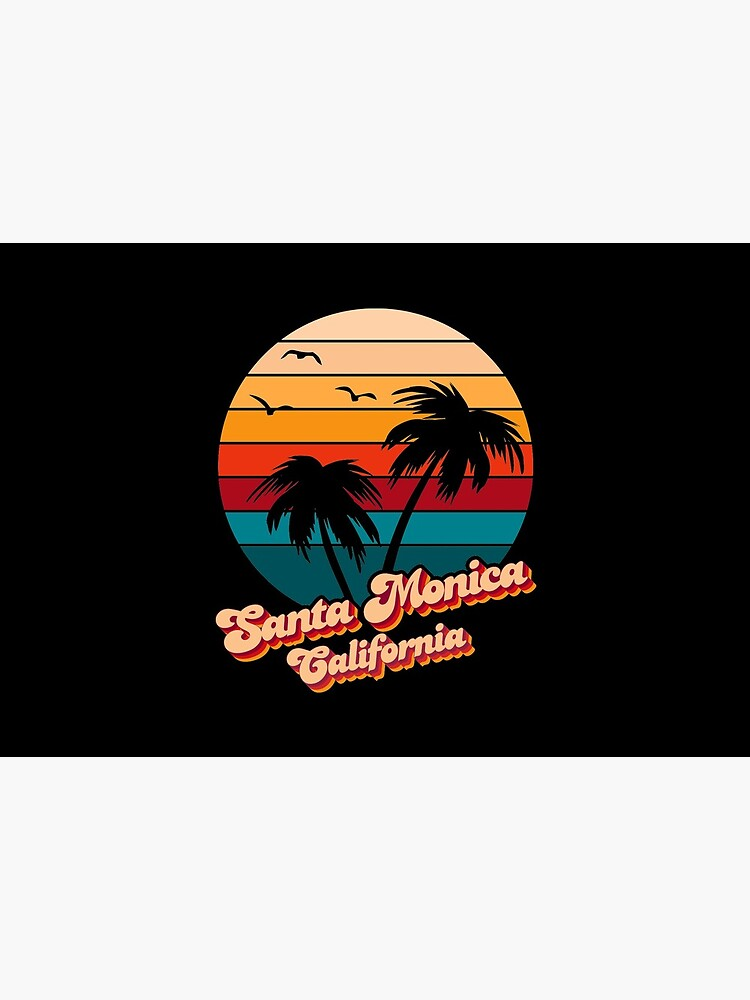 Santa Monica California by jenni-fer