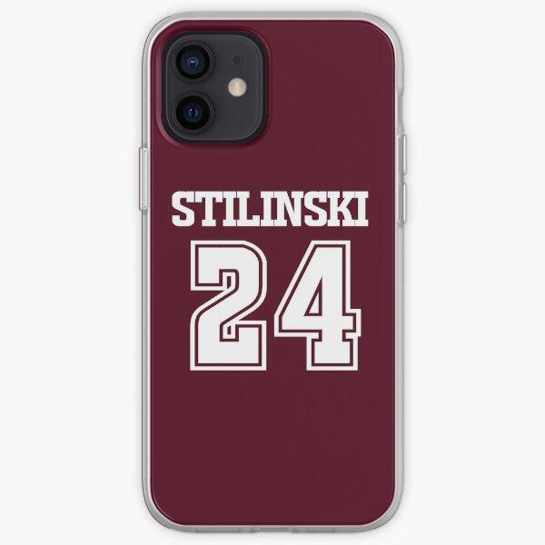Stiles Stilinski Lacrosse Jersey - Dos Coque souple iPhone