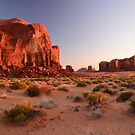 Monument Valley by Anthony Hennessy