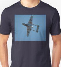 Vampire,Temora Airshow,Australia 2009  Unisex T-Shirt