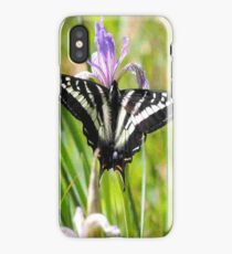 Pale Tiger Swallowtail Butterfly - iPhone Case iPhone Case