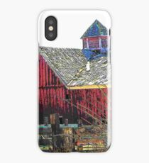 The Old Koontz Barn - iPhone Case iPhone Case
