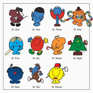 Mr Men Who by MikesStarArt