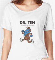 Dr. Ten Women's Relaxed Fit T-Shirt
