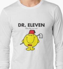 Dr. Eleven Long Sleeve T-Shirt