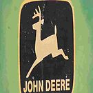Nothing Runs Like a Deere - iPhone Case by Betty  Town Duncan