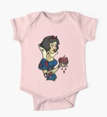 Snow Blight (Zombie Snow White) Kids Clothes