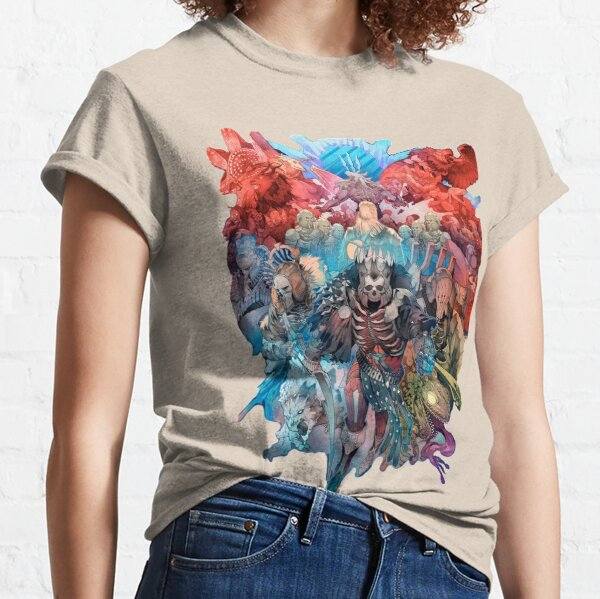 chasse sauvage T-shirt classique