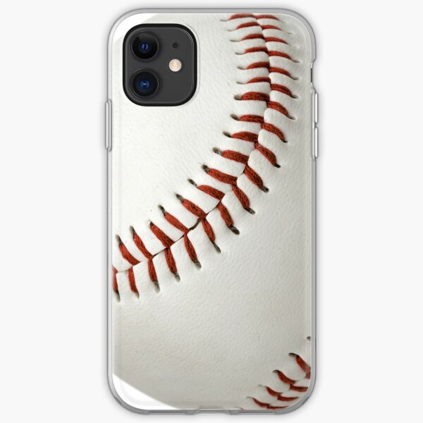 Baseball iPhone Soft Case