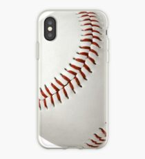 super popular d8bb0 5ba26 Baseball iPhone cases & covers for XS/XS Max, XR, X, 8/8 Plus, 7/7 ...