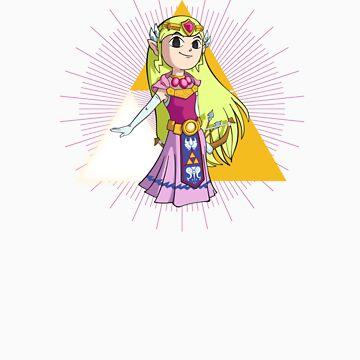 Princess Zelda: Wisdom by AsbestosBill