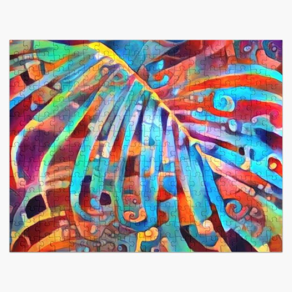Tropical Nights Jigsaw Puzzle