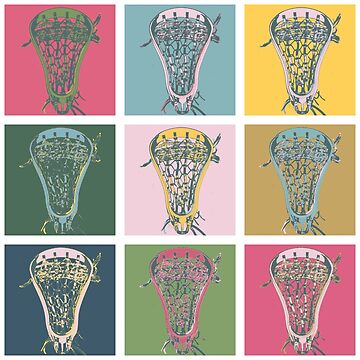 Lacrosse Marylin Blue by YouGotThat