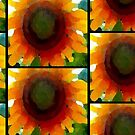 Sunflower II by dendelacroix