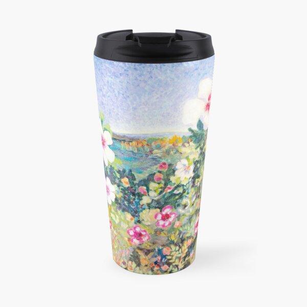 Ronde de fleurs! Mug isotherme