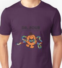 Dr. Four Unisex T-Shirt