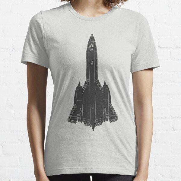 Lockheed SR-71 Blackbird Essential T-Shirt