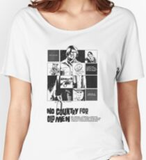 No Country for Old Men Women's Relaxed Fit T-Shirt