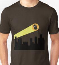 Bat Signal: Who Unisex T-Shirt