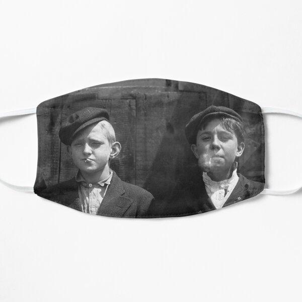 Newsies Smoking - St. Louis - 1910 Mask