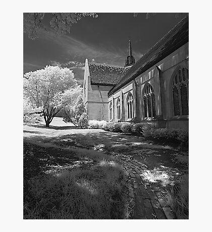 Bows Town Church Photographic Print