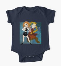 Kim Possible Who? One Piece - Short Sleeve