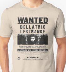 Bellatrix Lestrange Poster T-Shirt