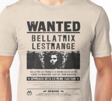 Bellatrix Lestrange Poster Unisex T-Shirt
