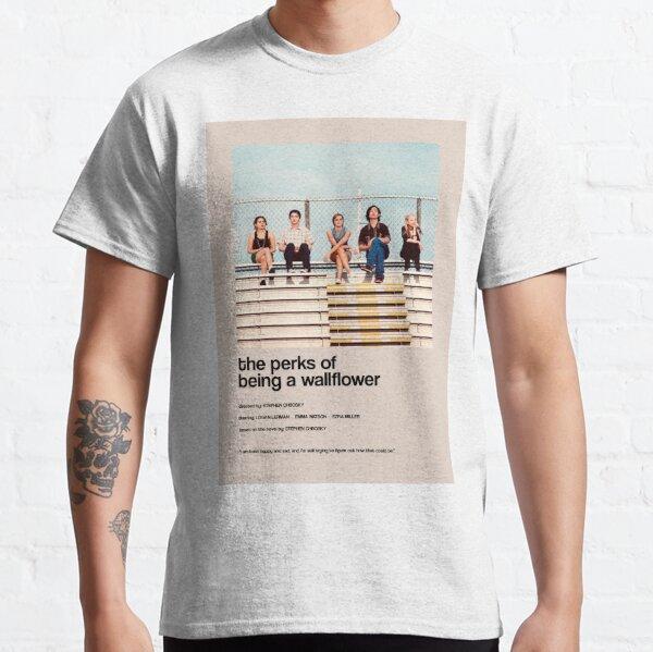 las ventajas de ser un alhelí - Alternate Minimal Cover Camiseta clásica