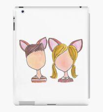 Bambi and Faline iPad Case/Skin