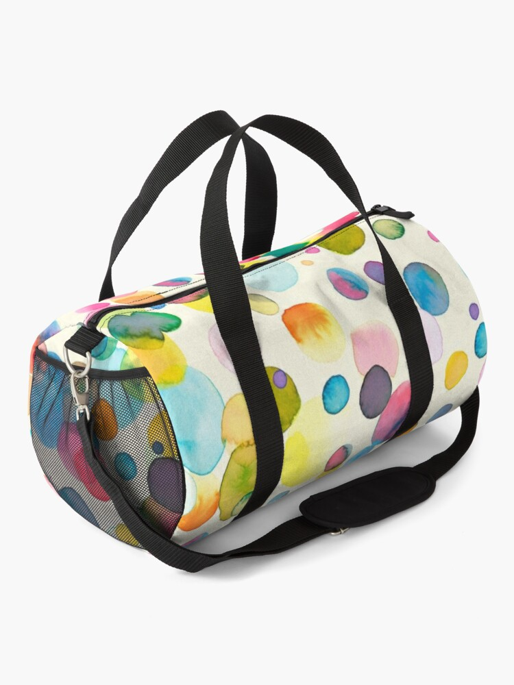 Alternate view of Color drops Duffle Bag