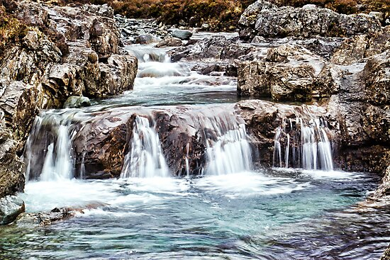 The Fairy Pools by Lynne Morris