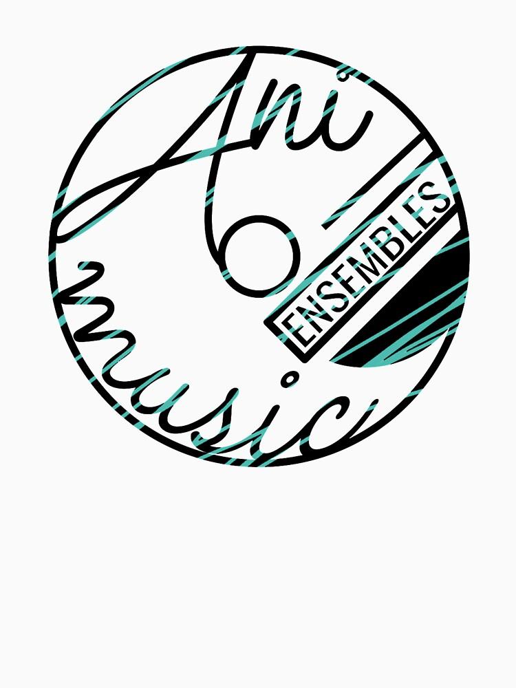 Animusic Logo on White by uwanimusic