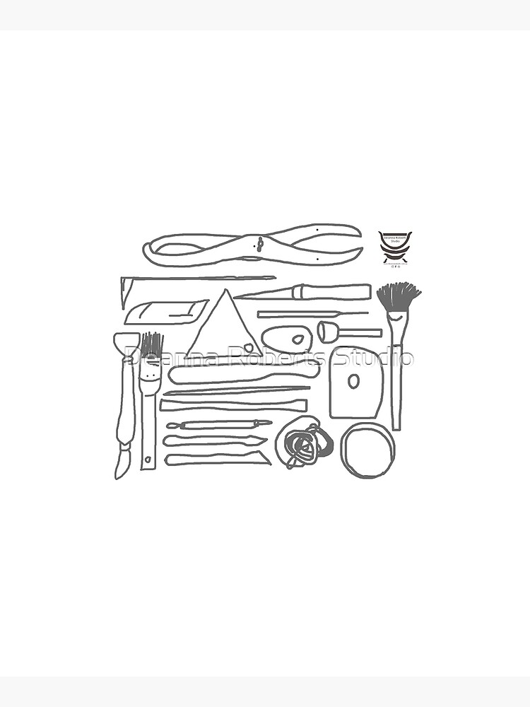 POTTER'S TOOLS by ThinkinPictures