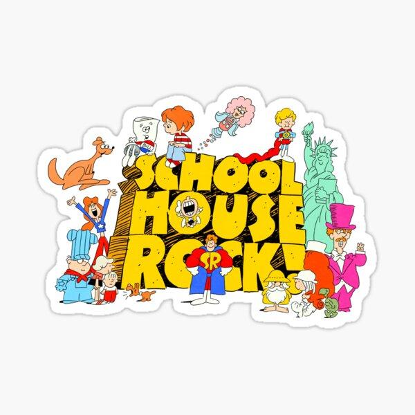 School House Rock Sticker