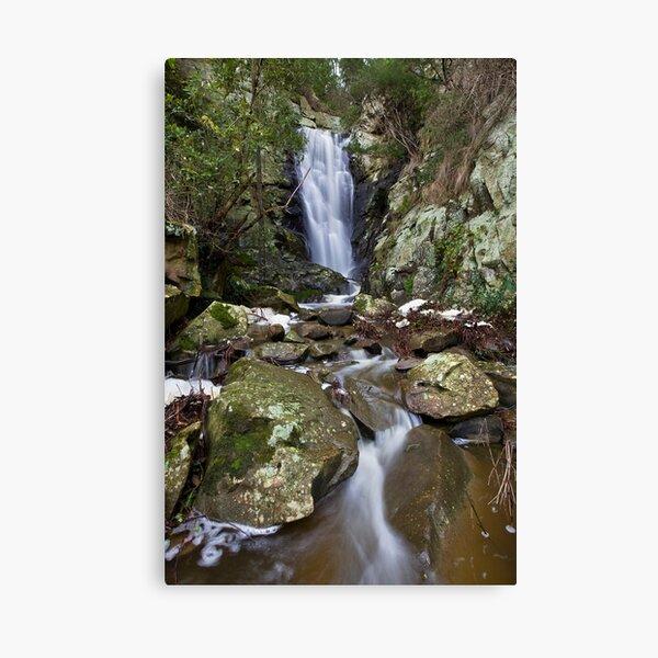 Glen Gobel Falls Canvas Print