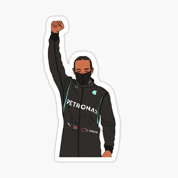 Lewis Hamilton - GP de Styrie 2020 Sticker