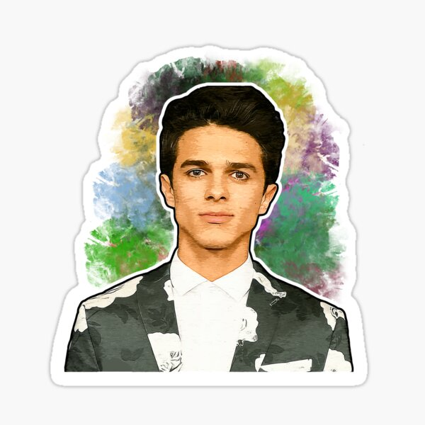 Brent Rivera Stickers | Redbubble