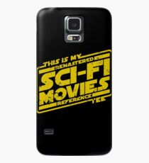 Sci-fi Movie Tee Case/Skin for Samsung Galaxy