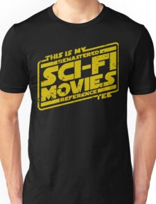 Sci-fi Movie Tee T-Shirt