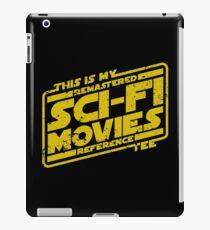 Sci-fi Movie Tee iPad Case/Skin