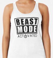 a9061d5e45c67b Beast Mode Bodybuilding Gym Sports Motivation Women s Tank Top