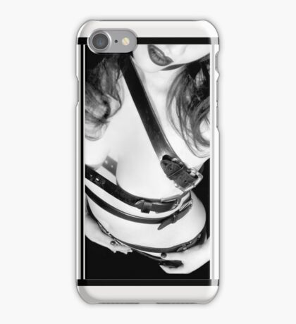 Belted 1 - Self Portrait iPhone Case/Skin
