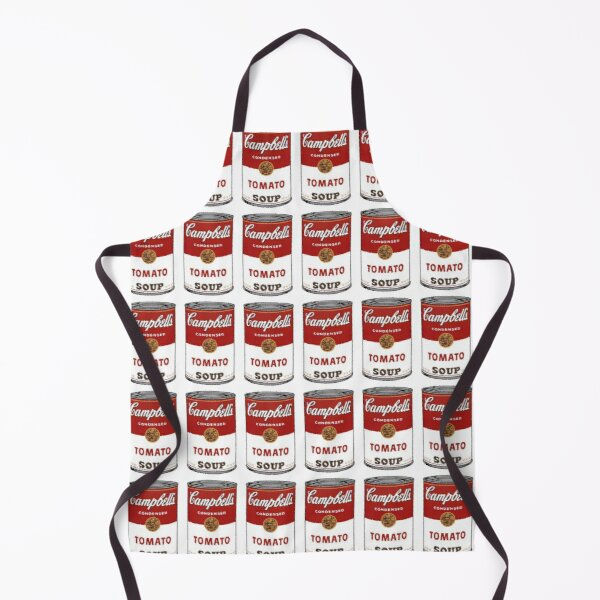 Campbell's Soup Can Apron