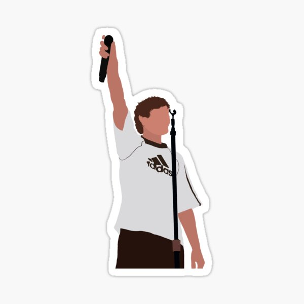 Louis Tomlinson Glossy Sticker