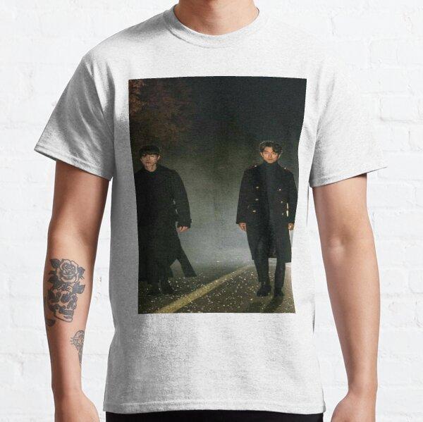 Grim Reaper y Goblin Camiseta clásica