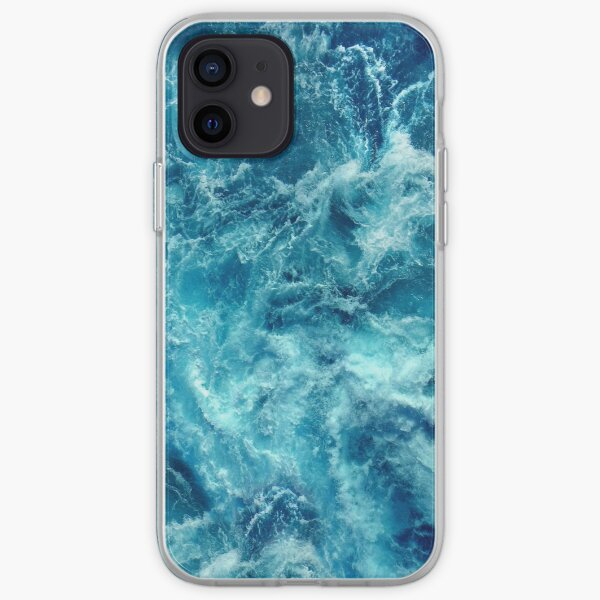 Ocean is shaking iPhone Soft Case