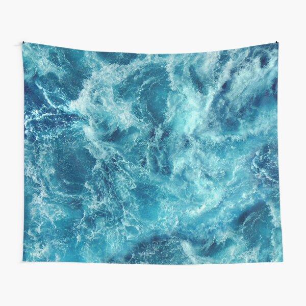 Ocean is shaking Tapestry