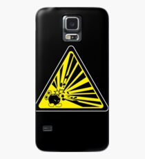 CAUTION: Risk of Explosion Case/Skin for Samsung Galaxy