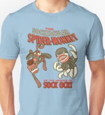 Socktacular Spider-Monkey T-Shirt